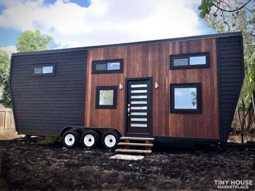 New World Custom Tiny Home Luxury