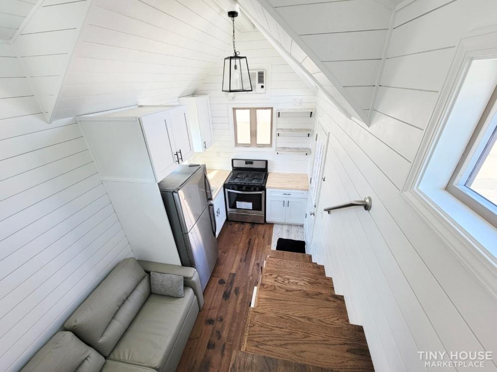 Newly Built Tiny House on 20' Trailer - Slide 3