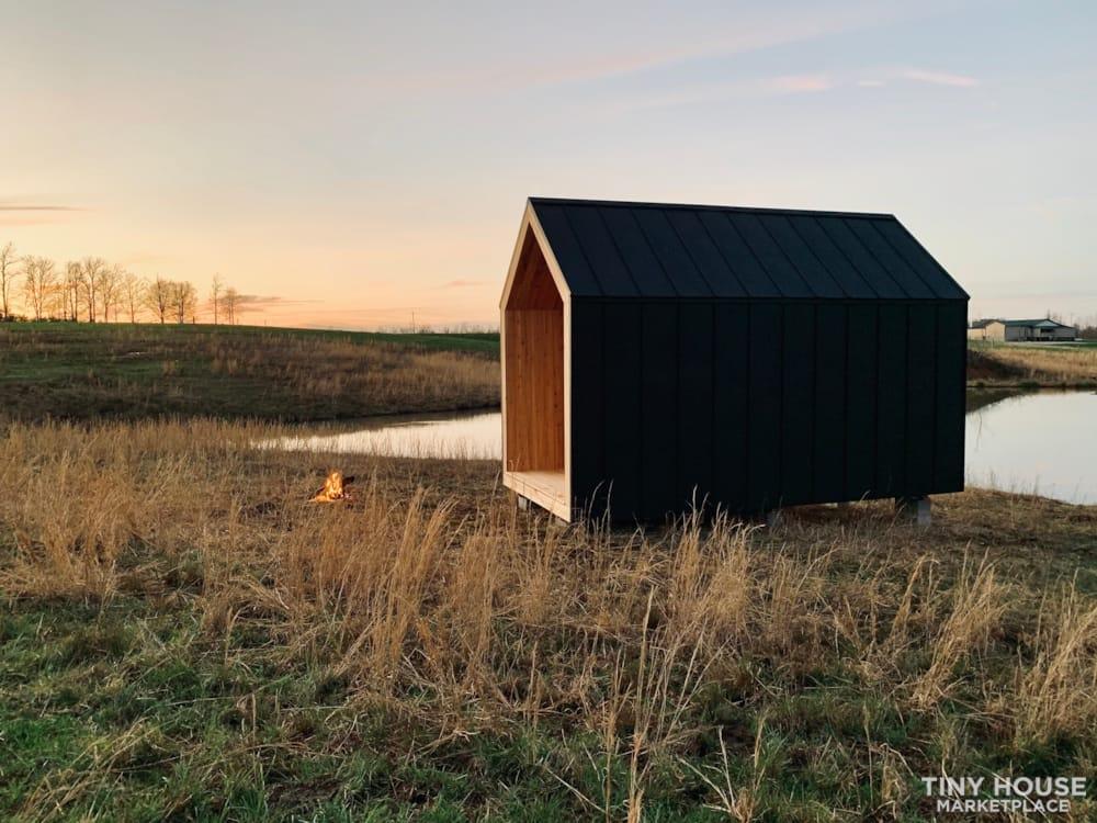 Nordic Style Tiny Home Studio - Slide 3