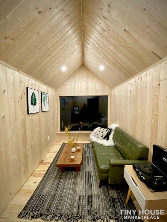 Nordic Style Tiny Home Studio - Slide 4