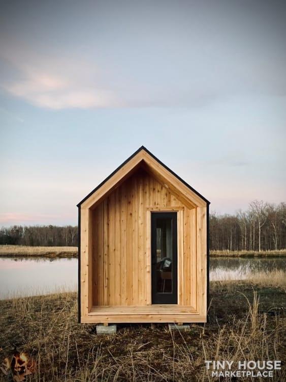 Nordic Style Tiny Home Studio - Slide 5