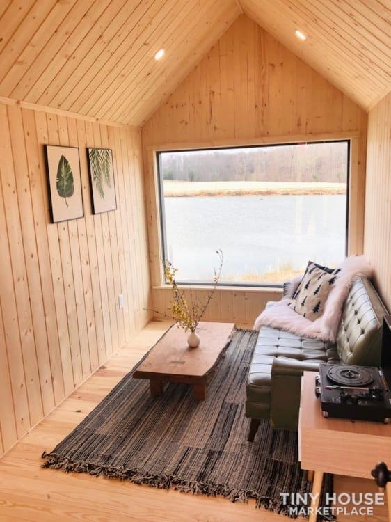 Nordic Style Tiny Home Studio - Slide 6