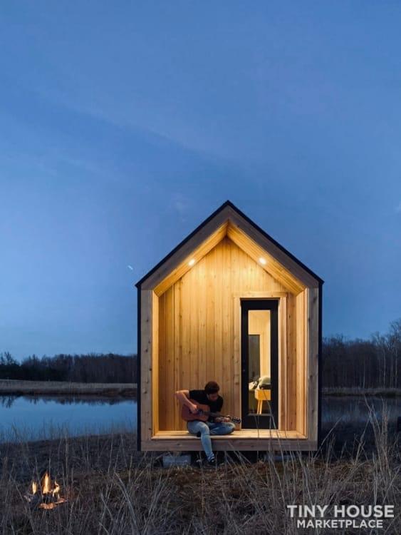 Nordic Style Tiny Home Studio - Slide 7