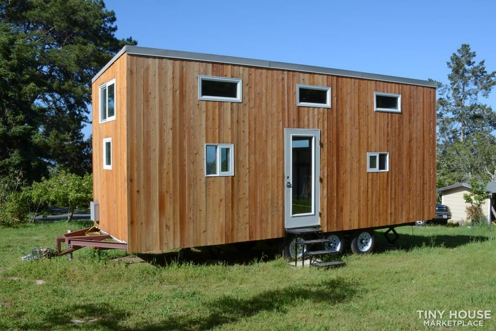 Not so tiny house: introducing the expandable, movable Wing Suite - Slide 3
