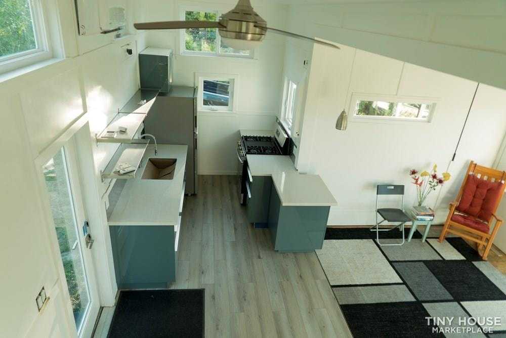 Not so tiny house: introducing the expandable, movable Wing Suite - Slide 4