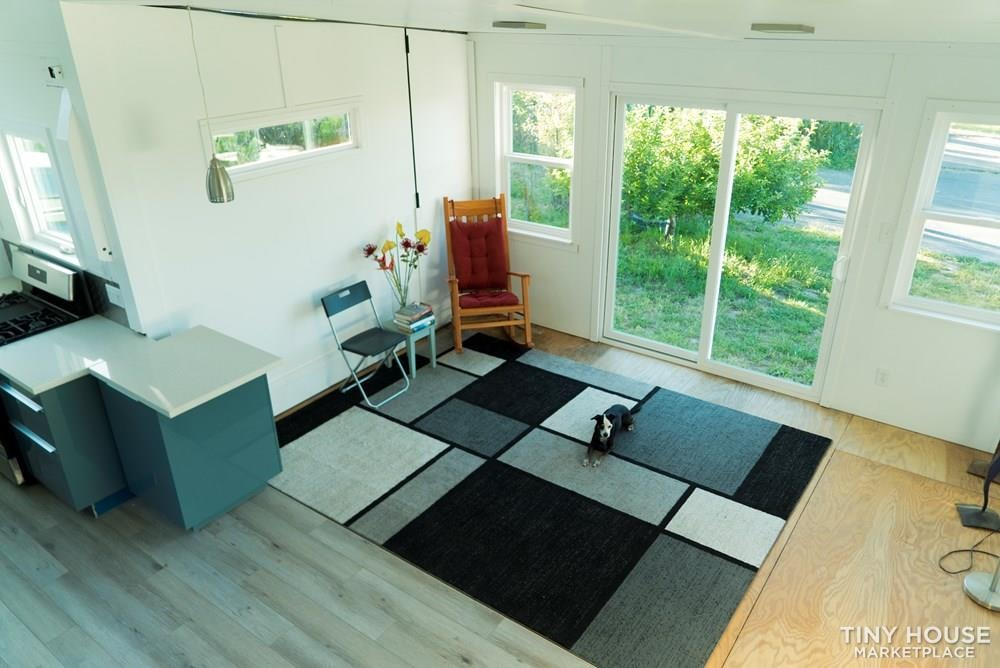 Not so tiny house: introducing the expandable, movable Wing Suite - Slide 5