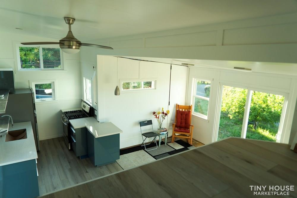 Not so tiny house: introducing the expandable, movable Wing Suite - Slide 6