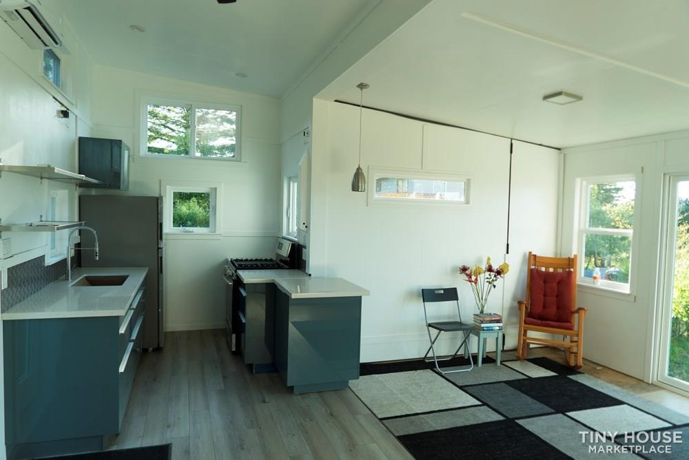 Not so tiny house: introducing the expandable, movable Wing Suite - Slide 10