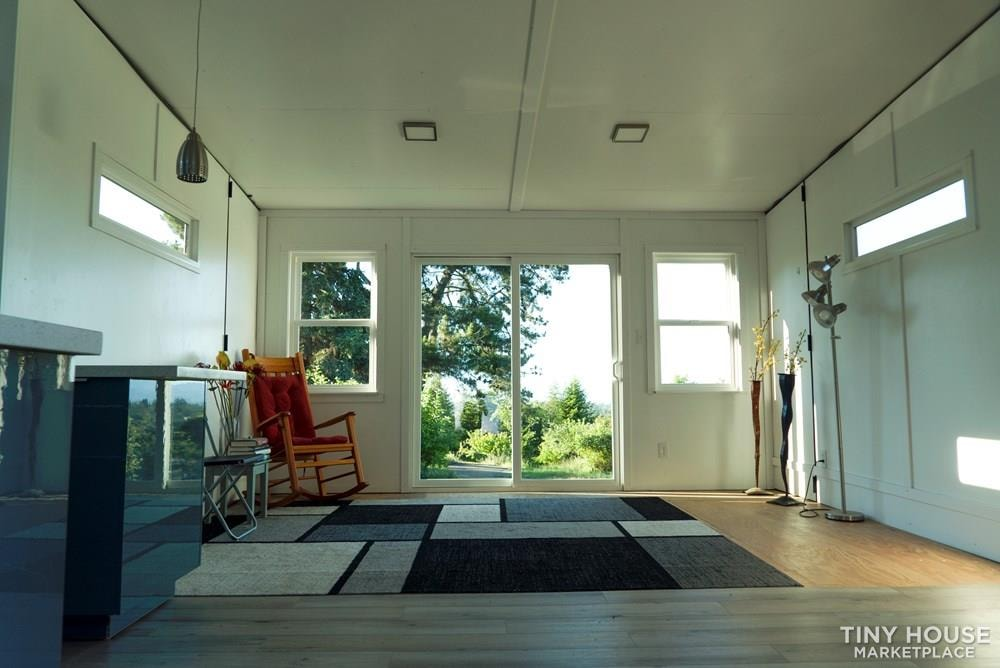Not so tiny house: introducing the expandable, movable Wing Suite - Slide 14