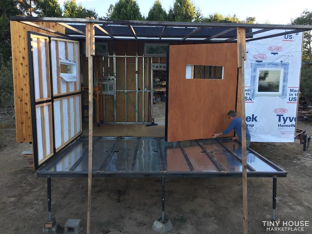 Not so tiny house: introducing the expandable, movable Wing Suite - Slide 17