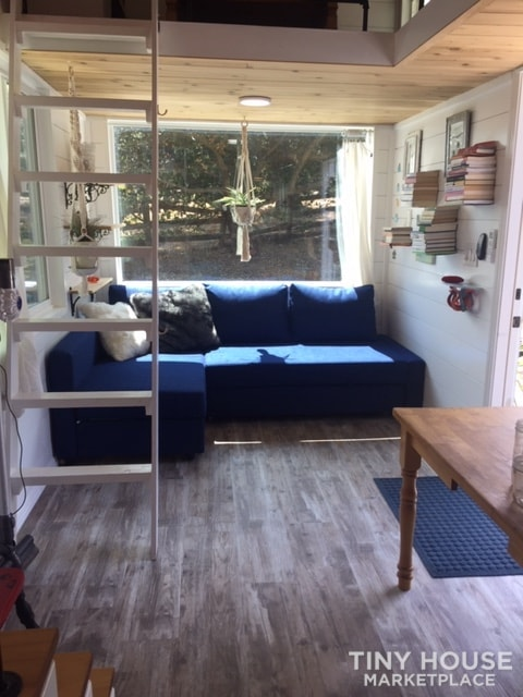 Off-Grid 26' Certified Tiny Home 26' 2021 - Slide 4