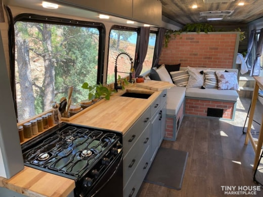 ***UPDATED & REDUCED*** Off-Grid 36' 2014 Freightliner Bus Conversion