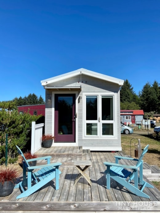 Oregon Coast Tiny House