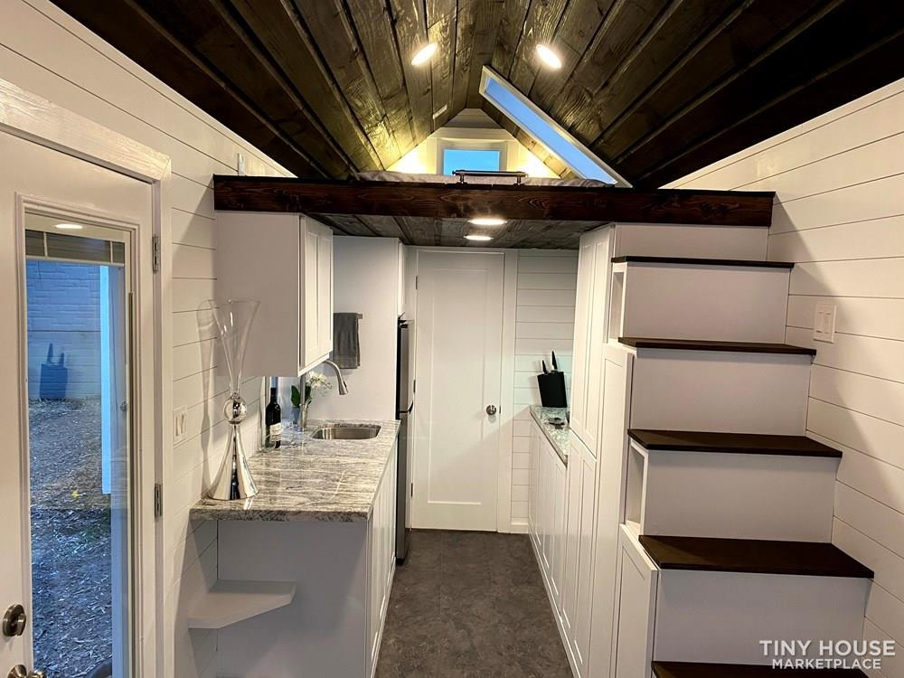Premium New Tiny House/Home on Wheels for Sale! - Slide 3