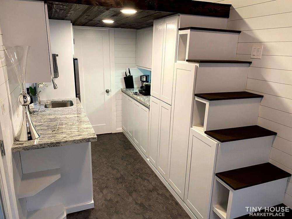 Premium New Tiny House/Home on Wheels for Sale! - Slide 4