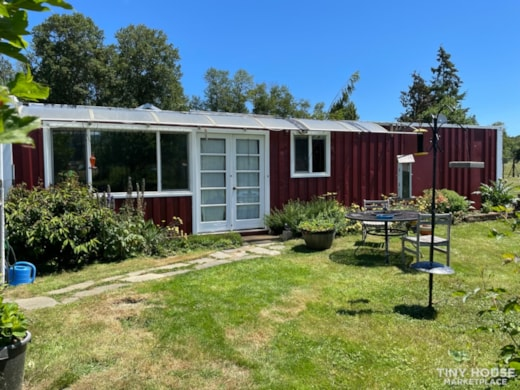Ready to Live In Shipping Container Home for Sale