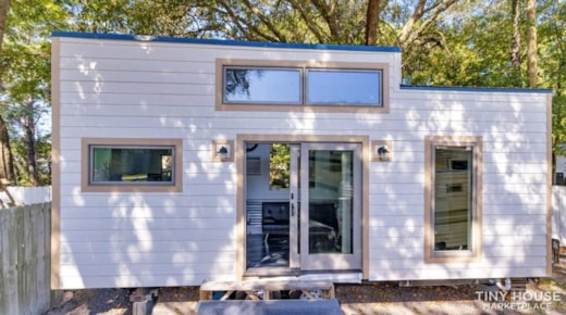 Really cool brand new - never lived-in - tiny home looking for an owner.