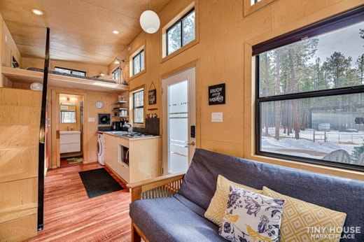 Rocky Mountains Colorado Nomad Home For Sale
