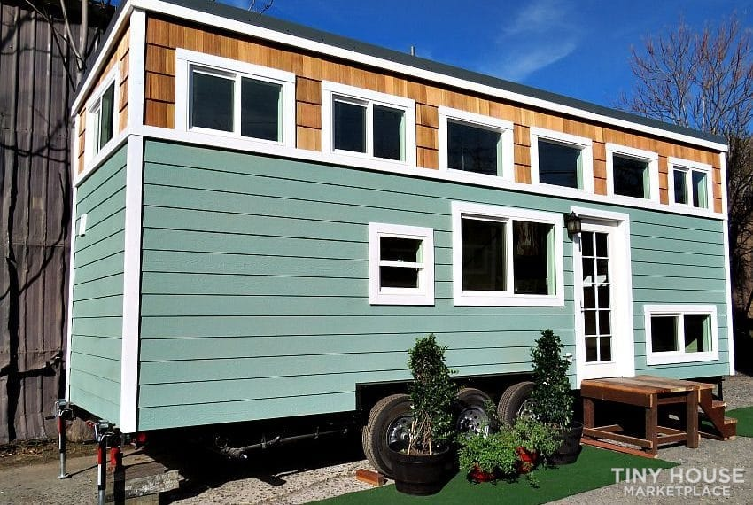 Roomy Retreat Tiny Home - Slide 1