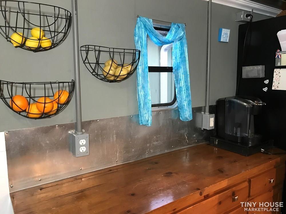 Rustic Modern Tiny House/Camper/Toy Hauler/Guest House - Slide 20