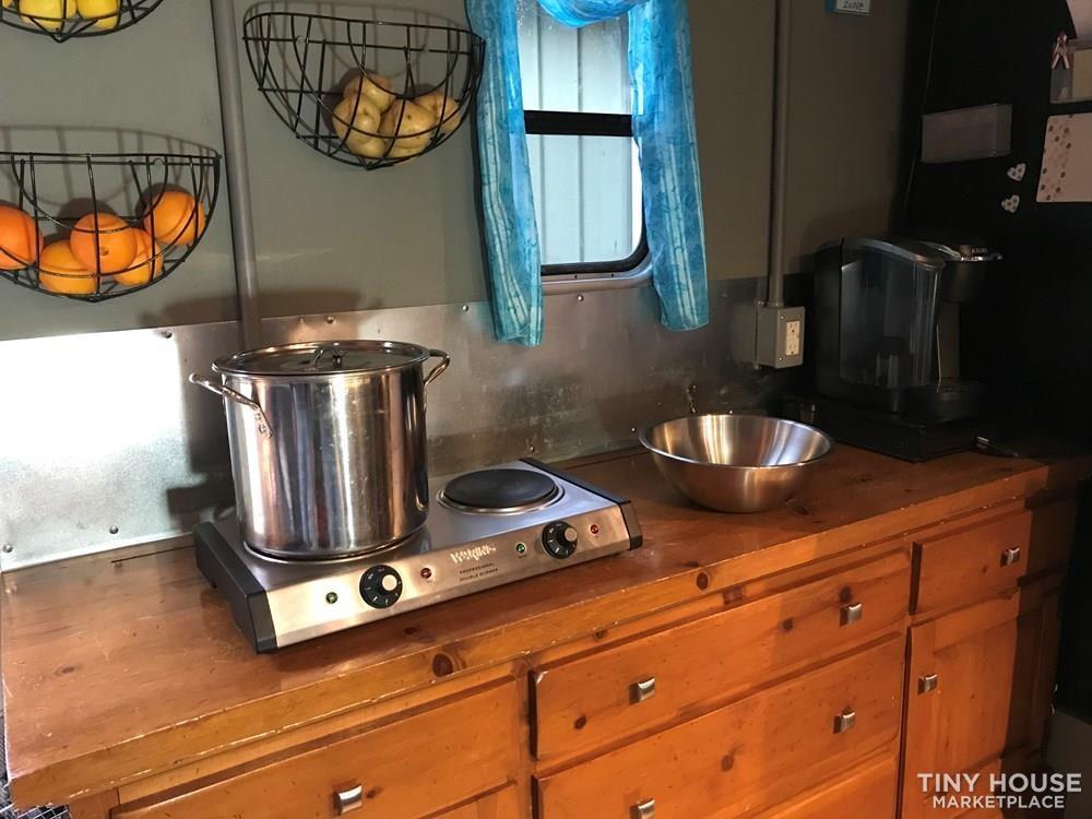 Rustic Modern Tiny House/Camper/Toy Hauler/Guest House - Slide 21