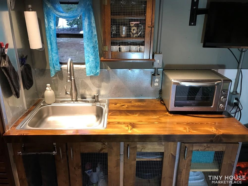 Rustic Modern Tiny House/Camper/Toy Hauler/Guest House - Slide 26