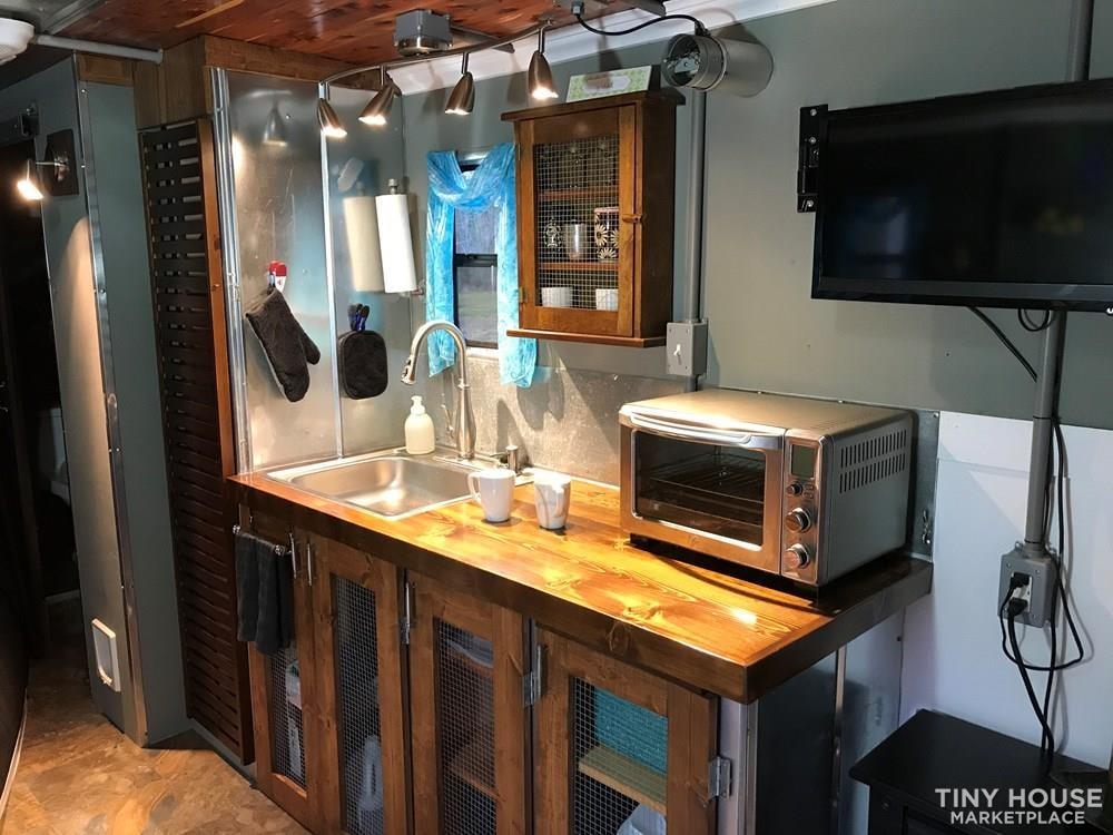 Rustic Modern Tiny House/Camper/Toy Hauler/Guest House - Slide 29