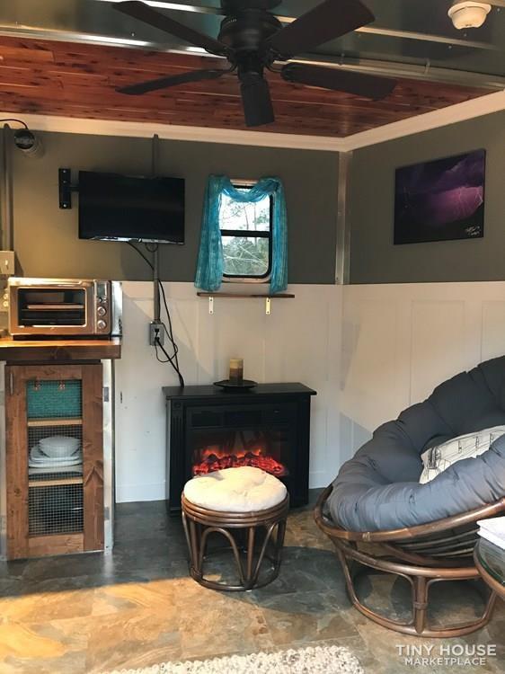 Rustic Modern Tiny House/Camper/Toy Hauler/Guest House - Slide 30