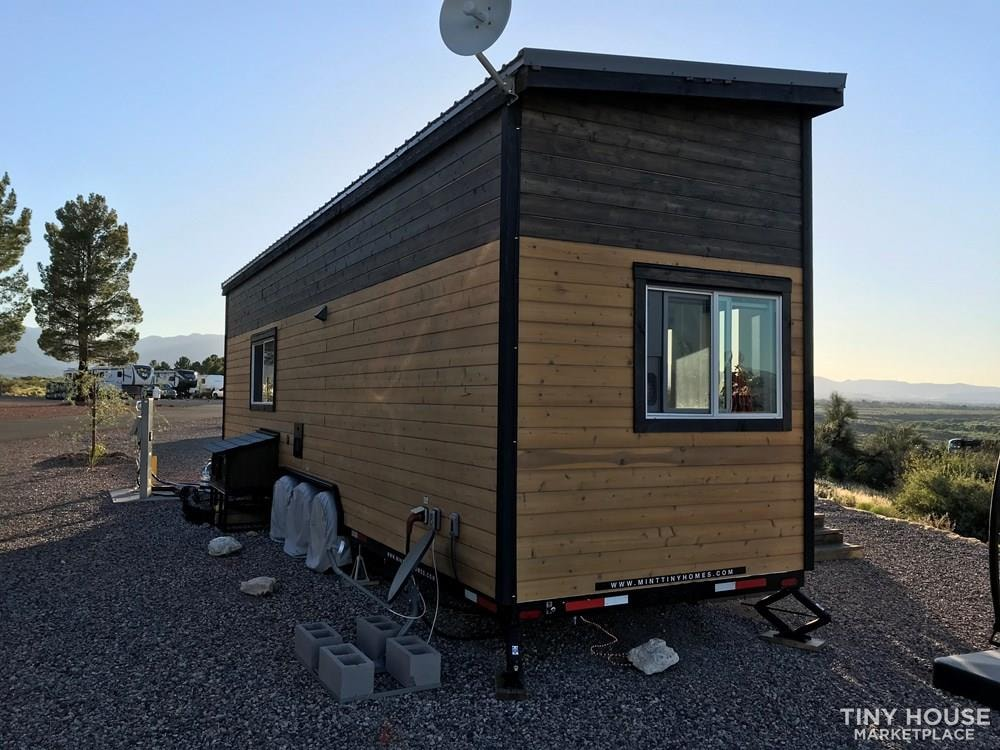 RVIA Certified Tiny House 34' Custom Mint Tiny Home for sale in Arizona - Slide 7