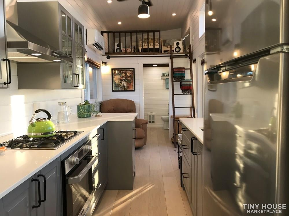 RVIA Certified Tiny House 34' Custom Mint Tiny Home for sale in Arizona - Slide 25