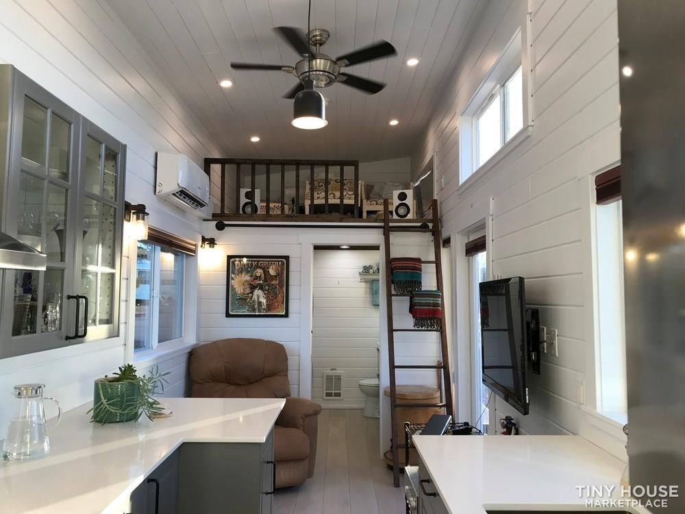 RVIA Certified Tiny House 34' Custom Mint Tiny Home for sale in Arizona - Slide 26