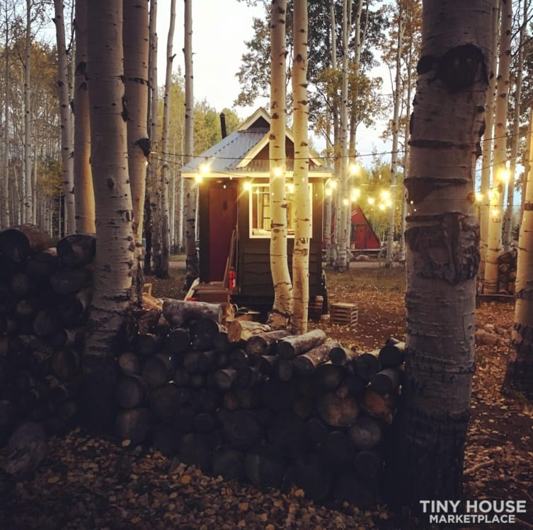 Scandinavian Modern Tiny House - Slide 2