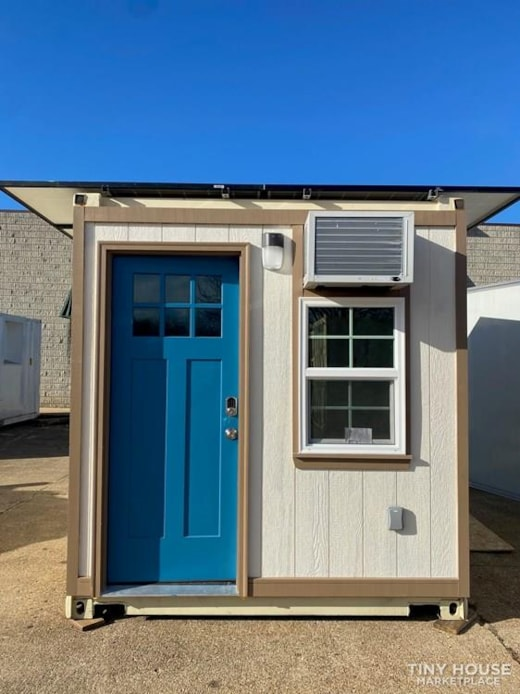 Small Self Powered Home Office