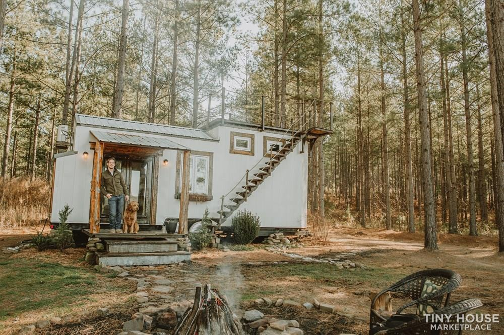 PENDING: Southern Charm Tiny House Featured on HGTV and DIY Network - Slide 32