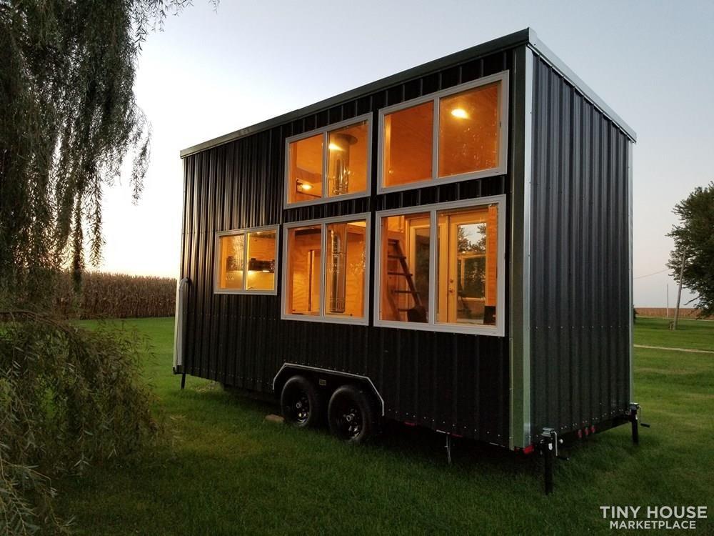 Spartacus Tiny Houses - Modern Off-Grid Living  - Slide 1