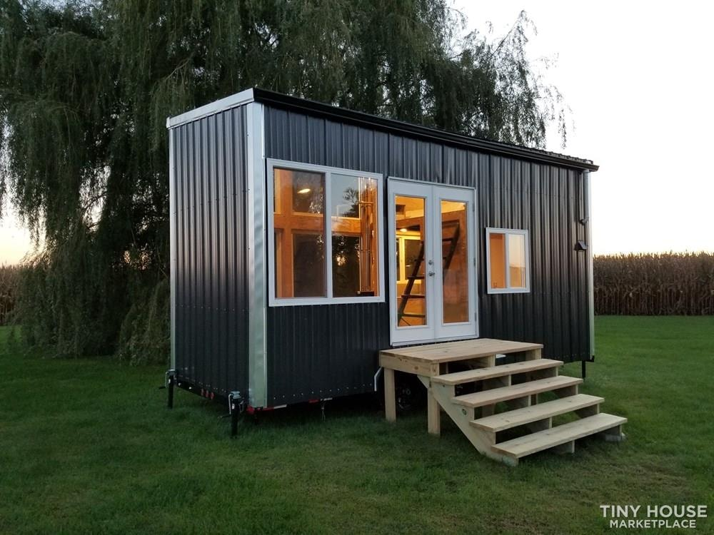 Spartacus Tiny Houses - Modern Off-Grid Living  - Slide 2