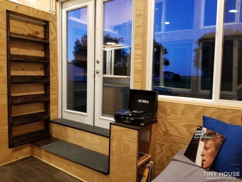 Spartacus Tiny Houses - Modern Off-Grid Living  - Slide 5