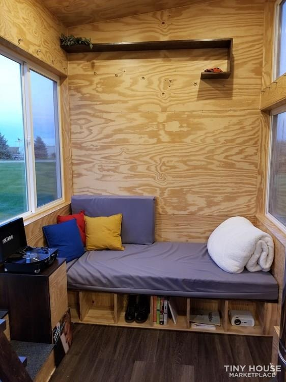 Spartacus Tiny Houses - Modern Off-Grid Living  - Slide 6