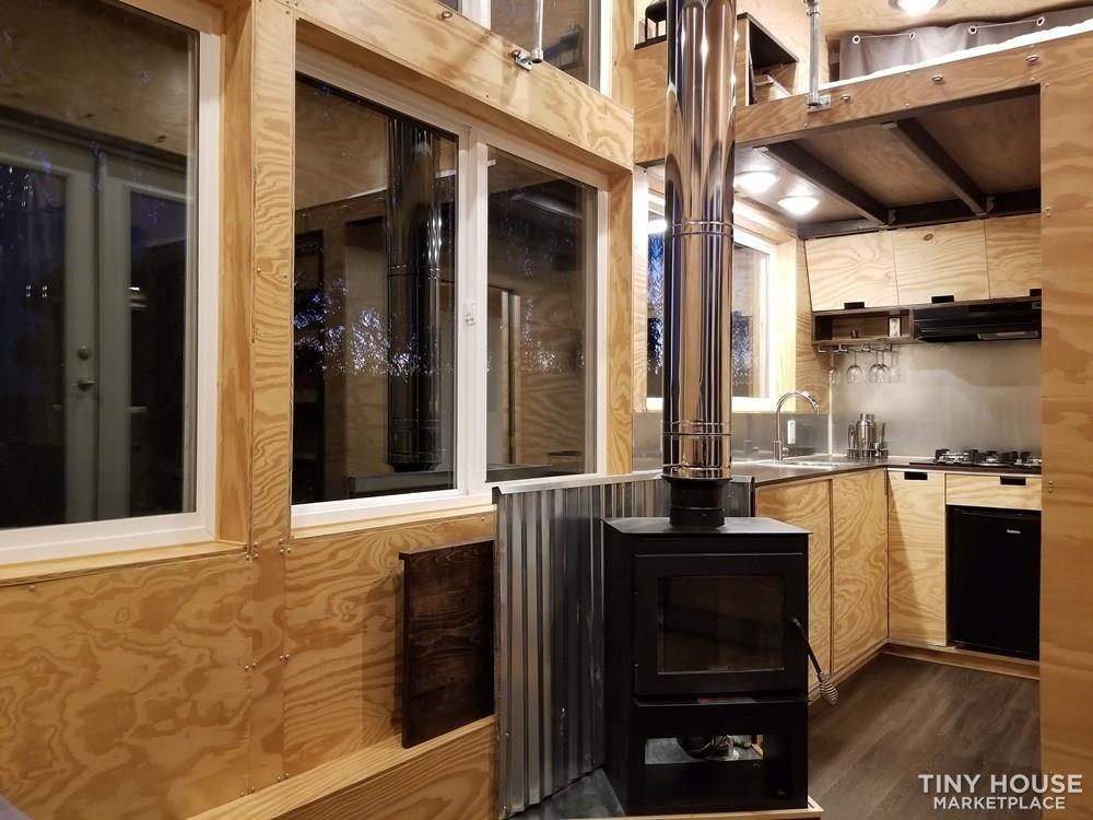 Spartacus Tiny Houses - Modern Off-Grid Living  - Slide 7