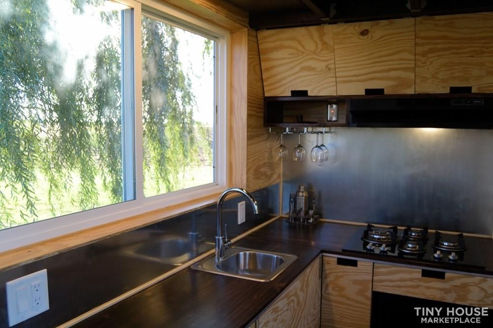 Spartacus Tiny Houses - Modern Off-Grid Living  - Slide 8