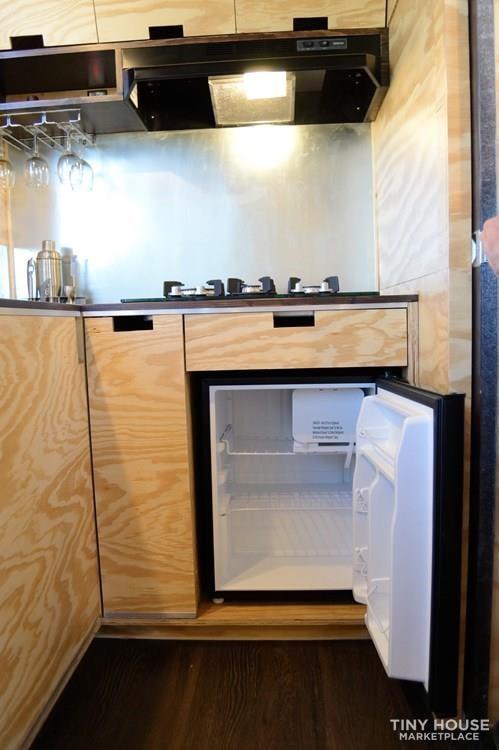 Spartacus Tiny Houses - Modern Off-Grid Living  - Slide 9