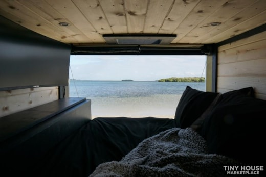 Stealth Cargo Trailer Camper