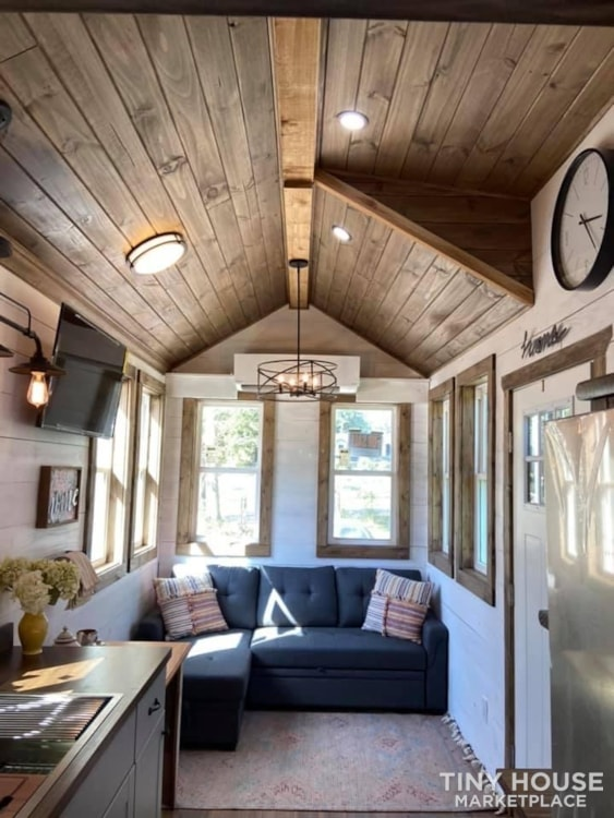 Story Brook Farm House Tiny House - Slide 1