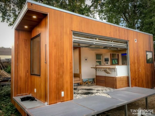 The Baja Surf Shack Tiny Home