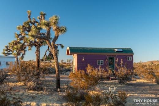 The Gypsy Wagon-Tiny Home on Wheels
