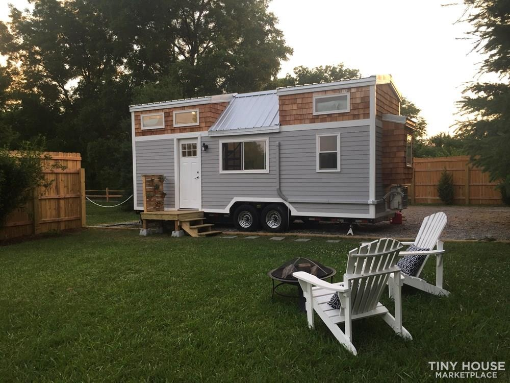 The Haven Tiny Home - Slide 1