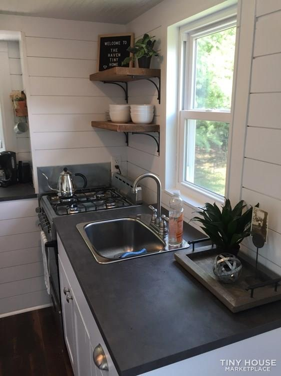The Haven Tiny Home - Slide 2