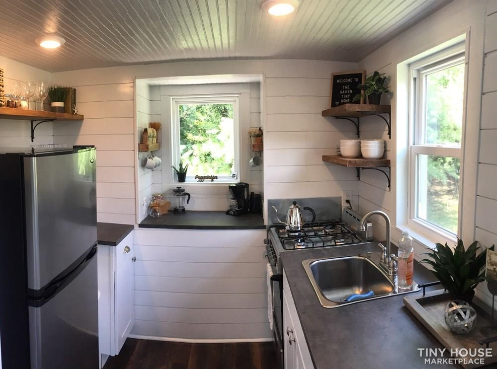 The Haven Tiny Home - Slide 6