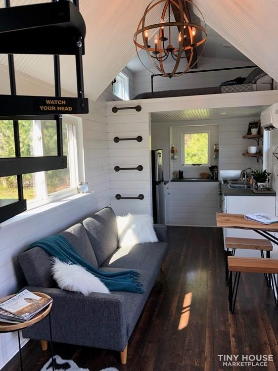 The Haven Tiny Home - Slide 9