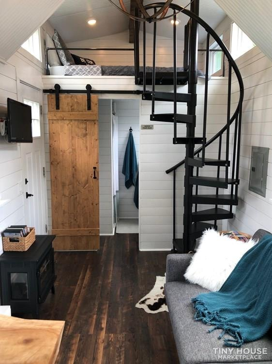 The Haven Tiny Home - Slide 17